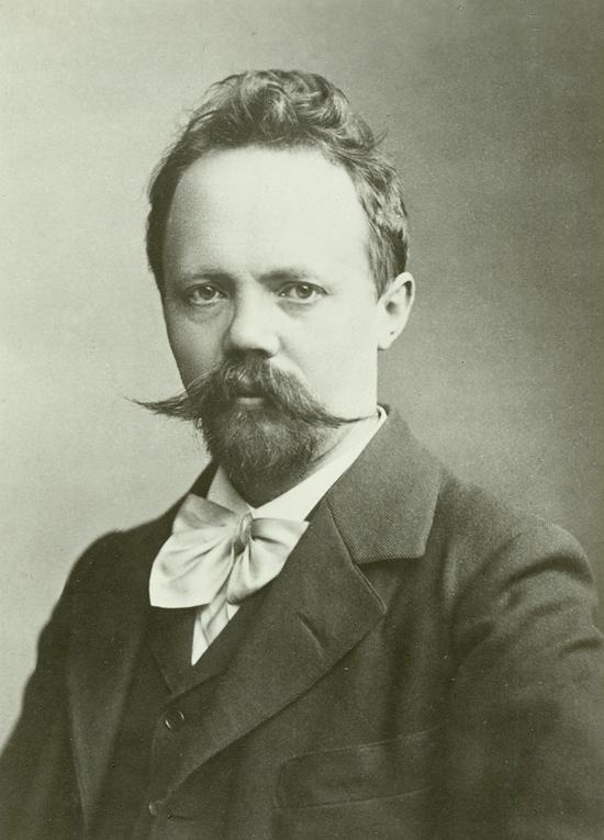 Humperdinck c.1894.