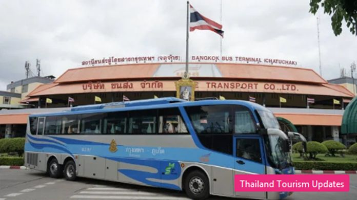 For interprovincial bus services to Thailand's South, The Transport Co., Ltd. has announced an extension of the temporary suspension until 30 June.