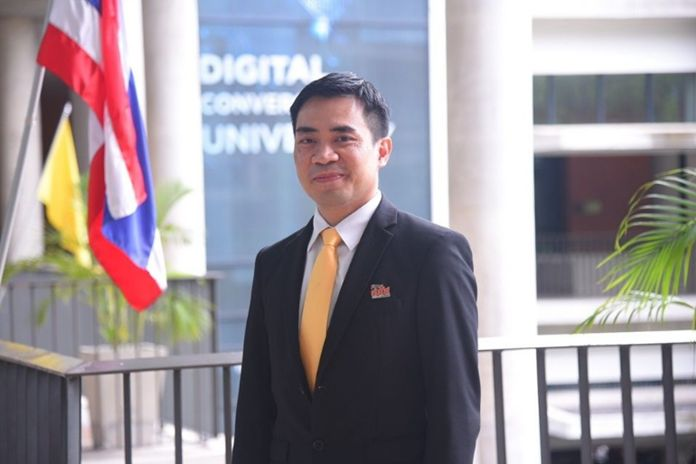 Dr. Nattaphan Supaka, Director of the Department of Relations and International Relations, THPF.