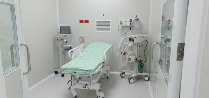 The Faculty of Medicine of Chiang Mai University (CMU) has unveiled the North's first ever negative pressure room for airborne infection isolation.