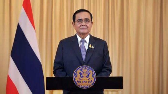 Thai Prime Minister Gen. Prayut Chan-ocha.