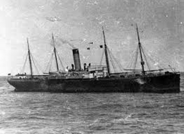 The Californian is usually seen as the villain of the Titanic disaster.