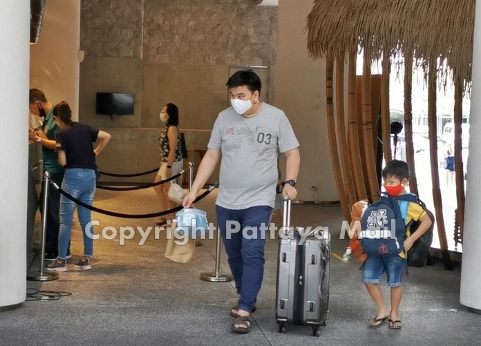 Hoteliers believe we must adjust ourselves to new normal restrictions when Thai tourists visit Pattaya City.