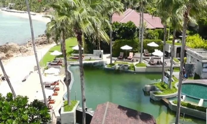Tourism on Koh Samui has been quiet for over two months because the government ordered hotels to suspend service on April 7 to control the disease.