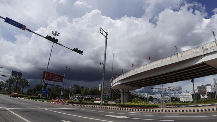 Sukhumvit Highway, Pattaya City, Chonburi Province.