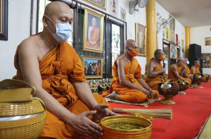 Thai government declares the beginning of Buddhist Lent Day a National No Alcohol Day.