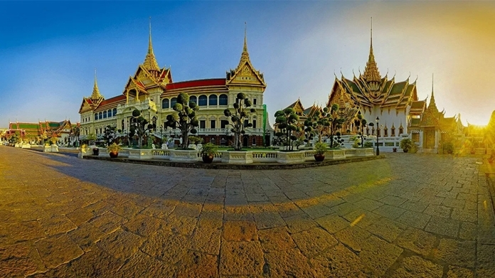 The Grand Palace reopens to visitors from 7 June, and is open daily from 08.30-15.30 Hrs.