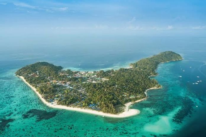 The 'Maldives of Thailand', Koh Lipe off the coast of the southern province of Satun is known for its white sandy beaches and crystal blue sea ready to welcome visitors again on July 1.