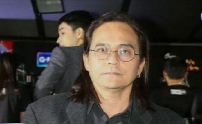 """Thai actor and director, Saranyu """"Tua"""" Wongkrachang."""