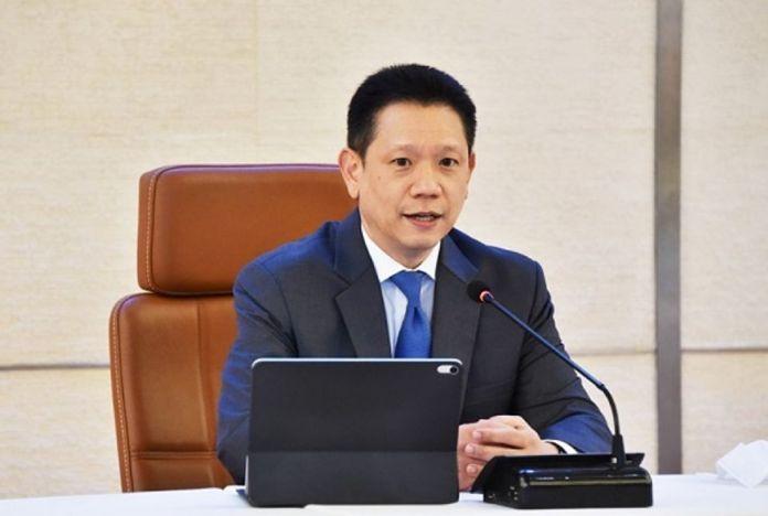Finance Ministry spokesman Lavaron Sangsnit.