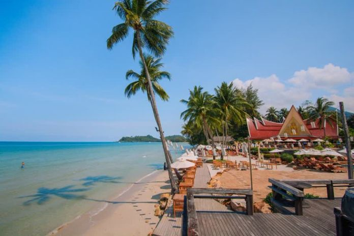 The campaign' stay one night, get one night free' is supported by 51 hotels and resorts in Trat and will run from July to September this year.