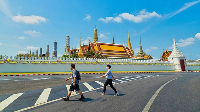 The Royal Thai Government aims at plans to resume more business activities ahead of schedule.