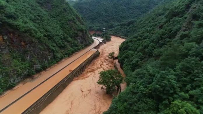 Water stations in Thailand's Chiang Rai and Ubon Ratchathani provinces, Laos' Luang Prabang and Pakse cities and China's Jinghong city reported that water levels in their areas are still below critical levels.