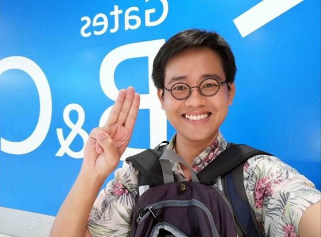 Family of Thai activist Wanchalerm Satsaksit has claimed he has been kidnapped while in self-exile in Cambodia.