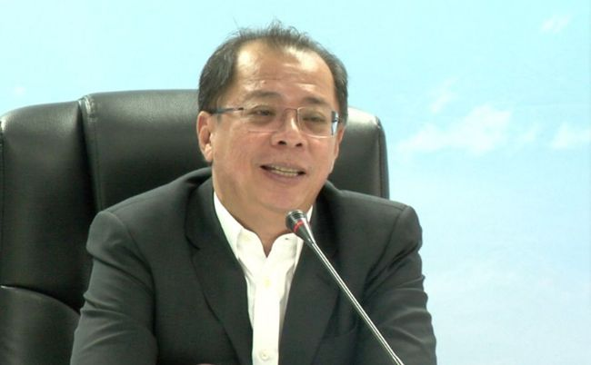 Chula Sukmanop, director-general of the Civil Aviation Authority of Thailand (CAAT).