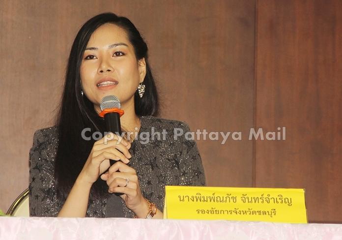 Pimnapat Chanchamroen, Deputy Public Prosecutor of Chonburi.