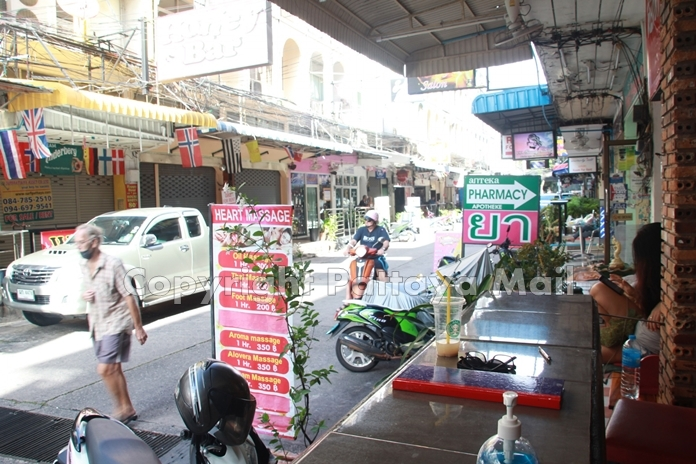 Pattaya traditional massage parlors are opening again across the city.
