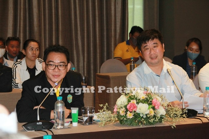 Thanet Supornsahatrangsi acting for President of Chonburi Tourism Council and Phisut Sae-Khu president of Thai Hotels Association's (Eastern Chapter) stressed the urgency of organizing tourist related activities in Pattaya during the latter part of the year to salvage the economy as best as possible.