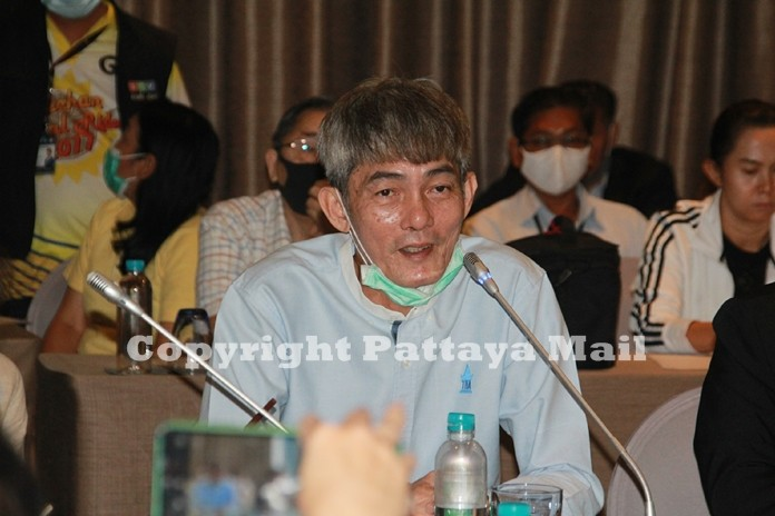 Sanphet Suphabuansathien, advisor to the THA (EC) his hotel group had reopened about half the rooms their properties.