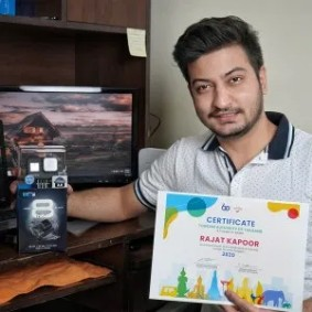 """Mr. Rajat Kapoor (Chandigarh): """"I felt really proud when TAT selected me as a winner and recognised my work and efforts through the contest. I really miss travel and going out to shoot. The contest was like sunshine in this ongoing dark phase."""" https://www.instagram.com/rajatkapoor_rk/"""