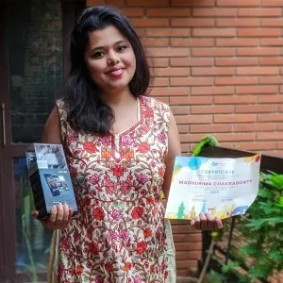 """Ms. Madhurima Chakraborty (Bengaluru): """"I scoured through the footage from my many trips and found a beautiful Persian cat swinging on a hammock at a Thai fishing village. I want to travel back to that island, and shoot the cat again with my grand prize!"""" https://www.instagram.com/orangewayfarer/"""
