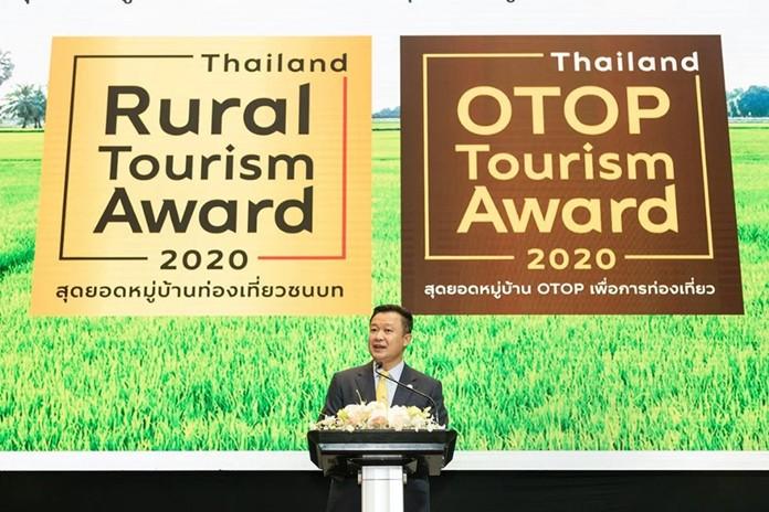 Mr. Yuthasak Supasorn, TAT Governor.