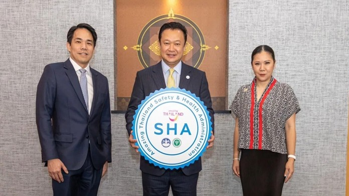 Visa is committed to helping stakeholders in the tourism sector adapt to the post COVID-19 situationas tourism is one of Thailand's growth engines.