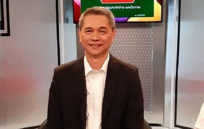 Thai AirAsia executive chairman,Tassapon Bijleveld.