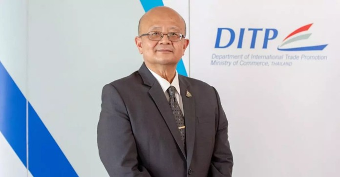 Somdet Susomboon, director-general of the ministry's Department of International Trade Promotion.