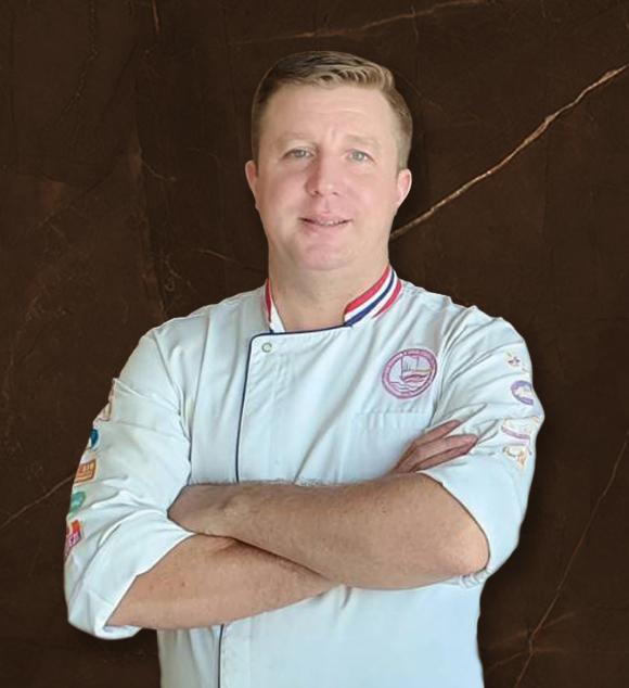 Chef Kenneth Goessens