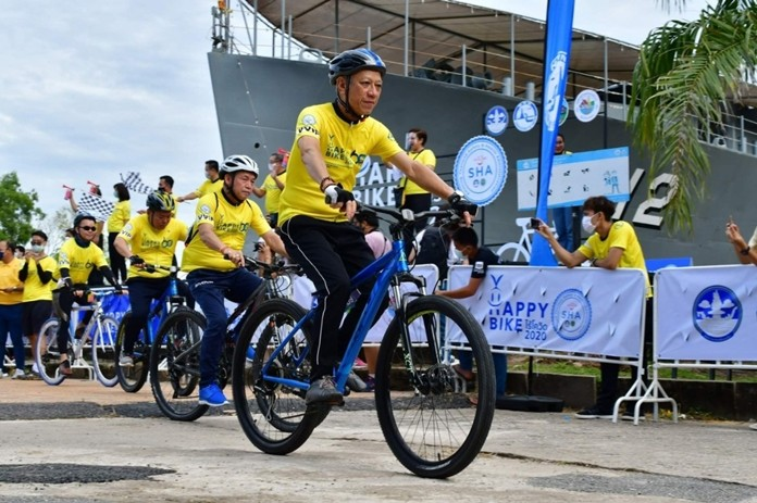 Rayong Province, Eastern Economic Corridor, Thailand – More than 600 cycling enthusiasts are set to take part in a two-day recreational tour of this Eastern Thai province as part of the efforts to revive domestic tourism and stimulate the economy in the post-COVID-19 era.