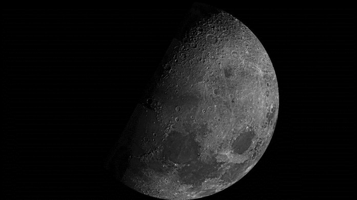 The Moon is rusting, and researchers want to know why - Pattaya Mail