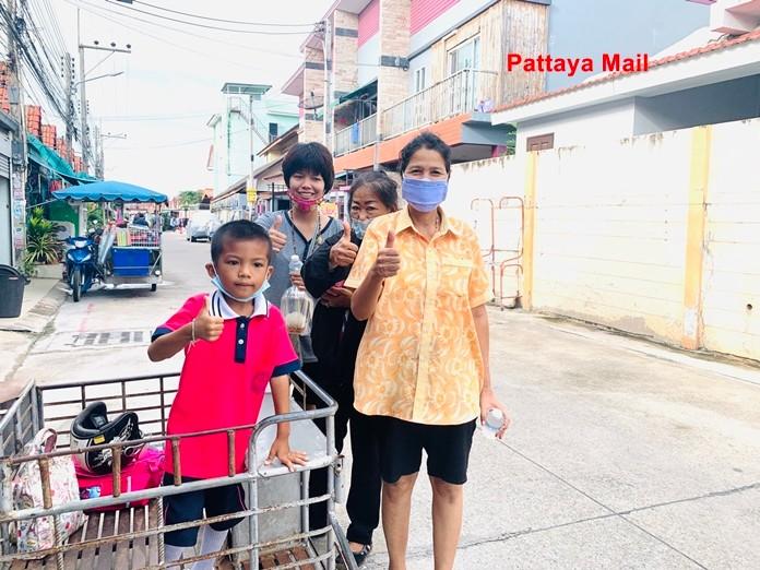 Pattaya neighborhood promised better tap water