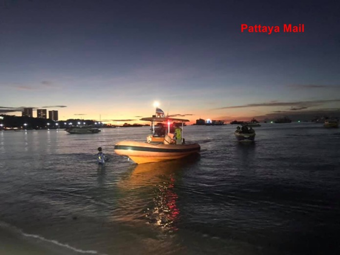Body of Dutchman found floating in Pattaya Bay