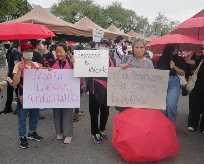 Chiang Mai group revives push to decriminalize prostitution in Thailand