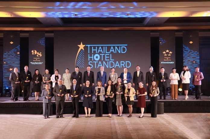 First batch of 98 hotels to get 'Thai Hotels Standards' certification