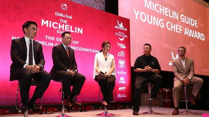 MICHELIN Guide Thailand 2021 introduces two new awards and a new distinction