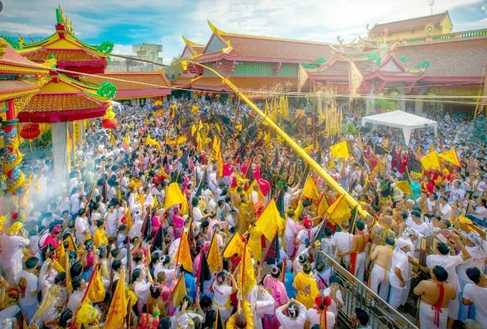 Phuket to hold 'Vegetarian Festival' Oct 17-25