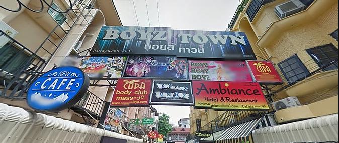 Pattaya Boyztown Boystown pic 1