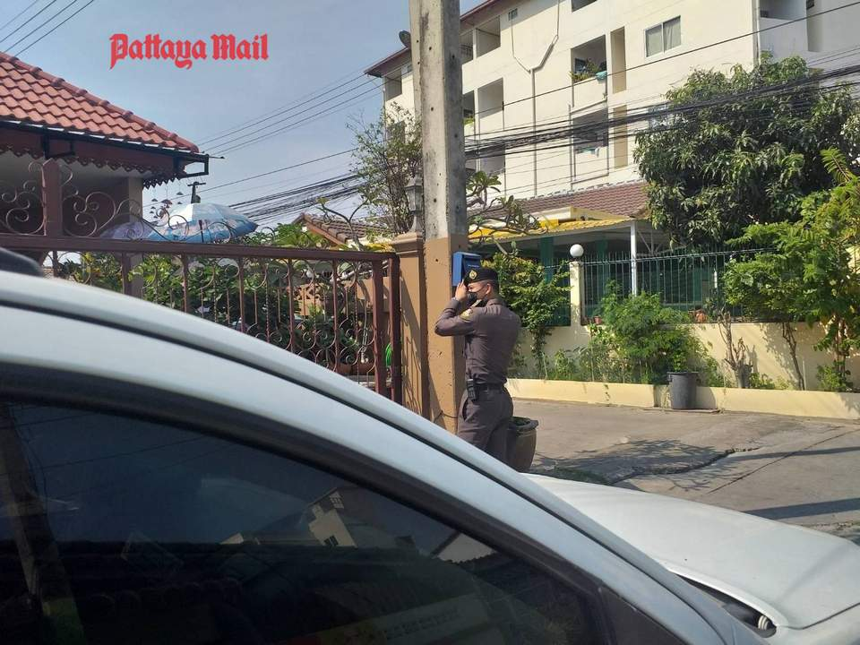 Pattaya municipal officers boost crime-suppression efforts