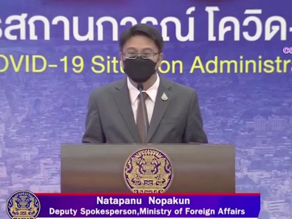 t 11 Updates on Thailands latest outbreak situation and Phuket sandbox program